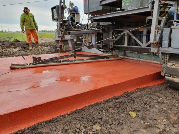 Bayferrox® pigmenten in Cementloos beton