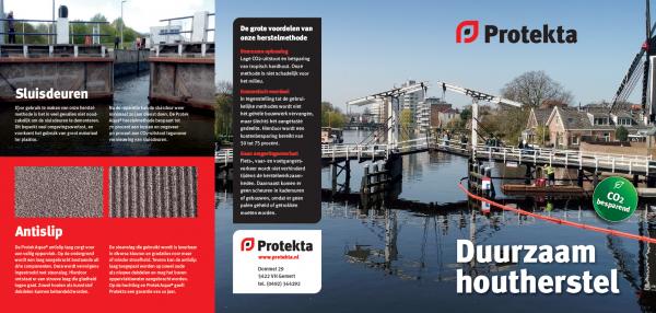 De grote voordelen van onze Protek Aqua® herstelmethode